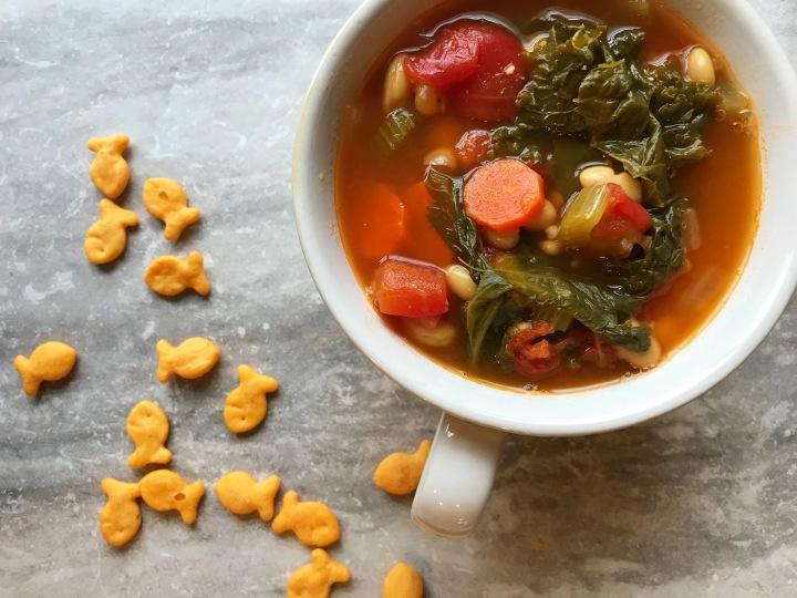 beans & greenssoup