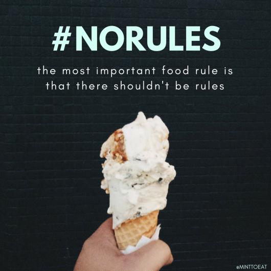 #NORULES